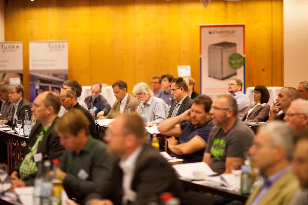 Mini-KWK-Kongress 2015 - Konferenz / Teilnehmer / Referenten